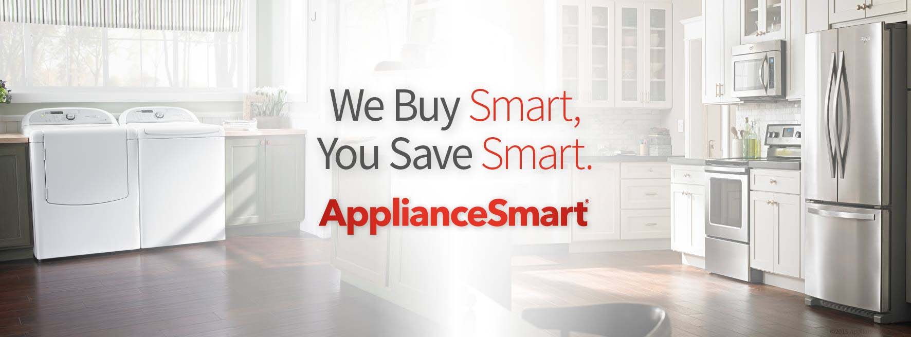 Appliance Smart offers new appliances at affordable prices